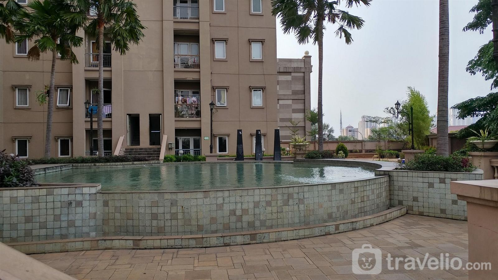Simply & Clean 2BR Grand Palace Apt By Travelio