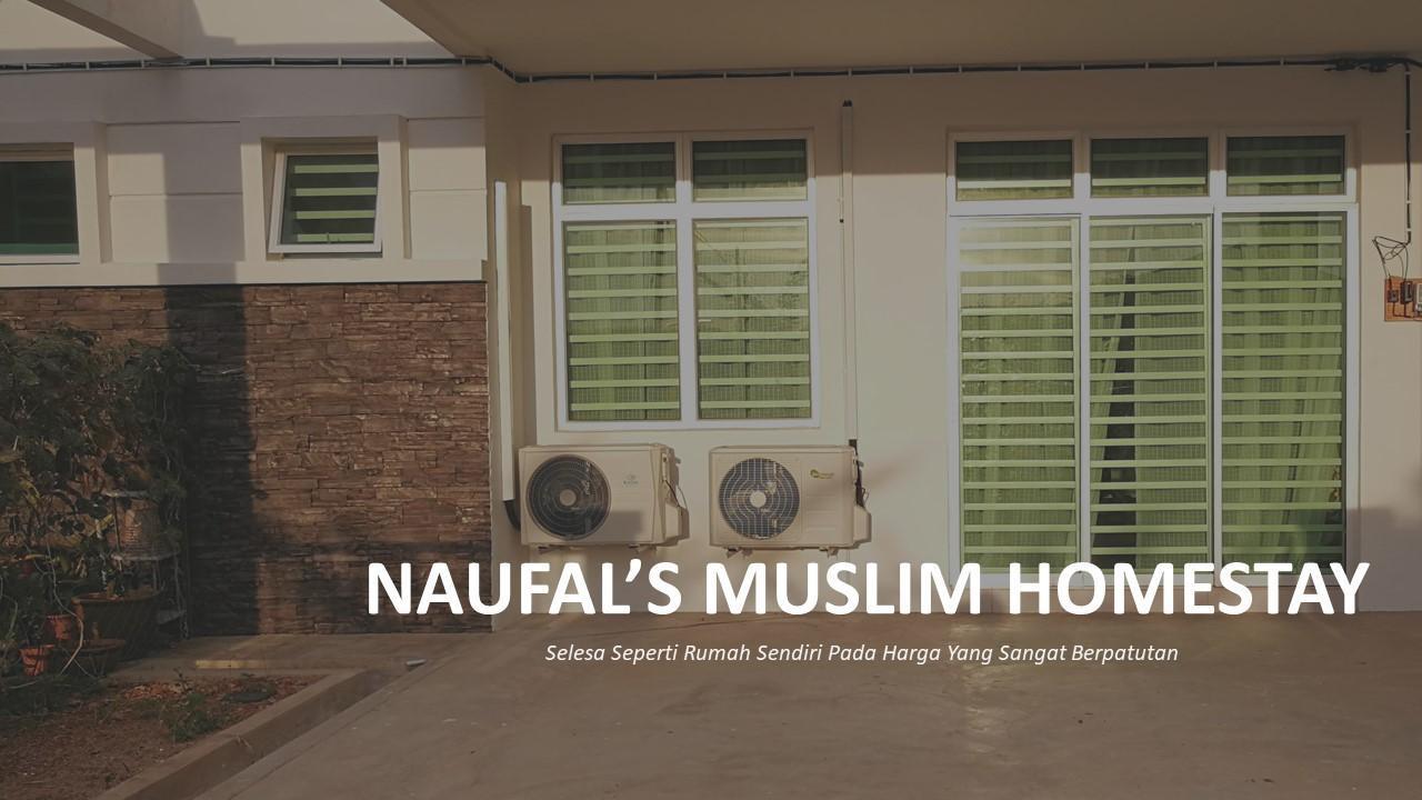 Naufal's Muslim Homestay