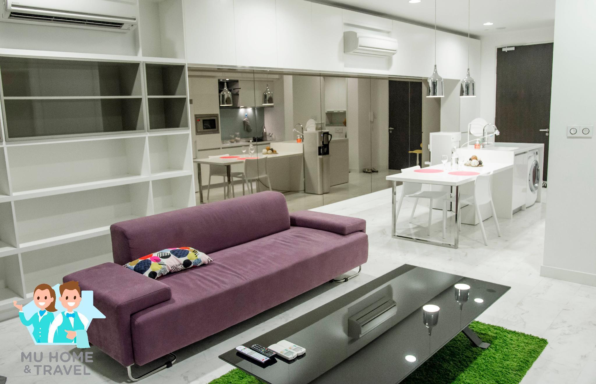 MU Home  KLCC Platinum Suites