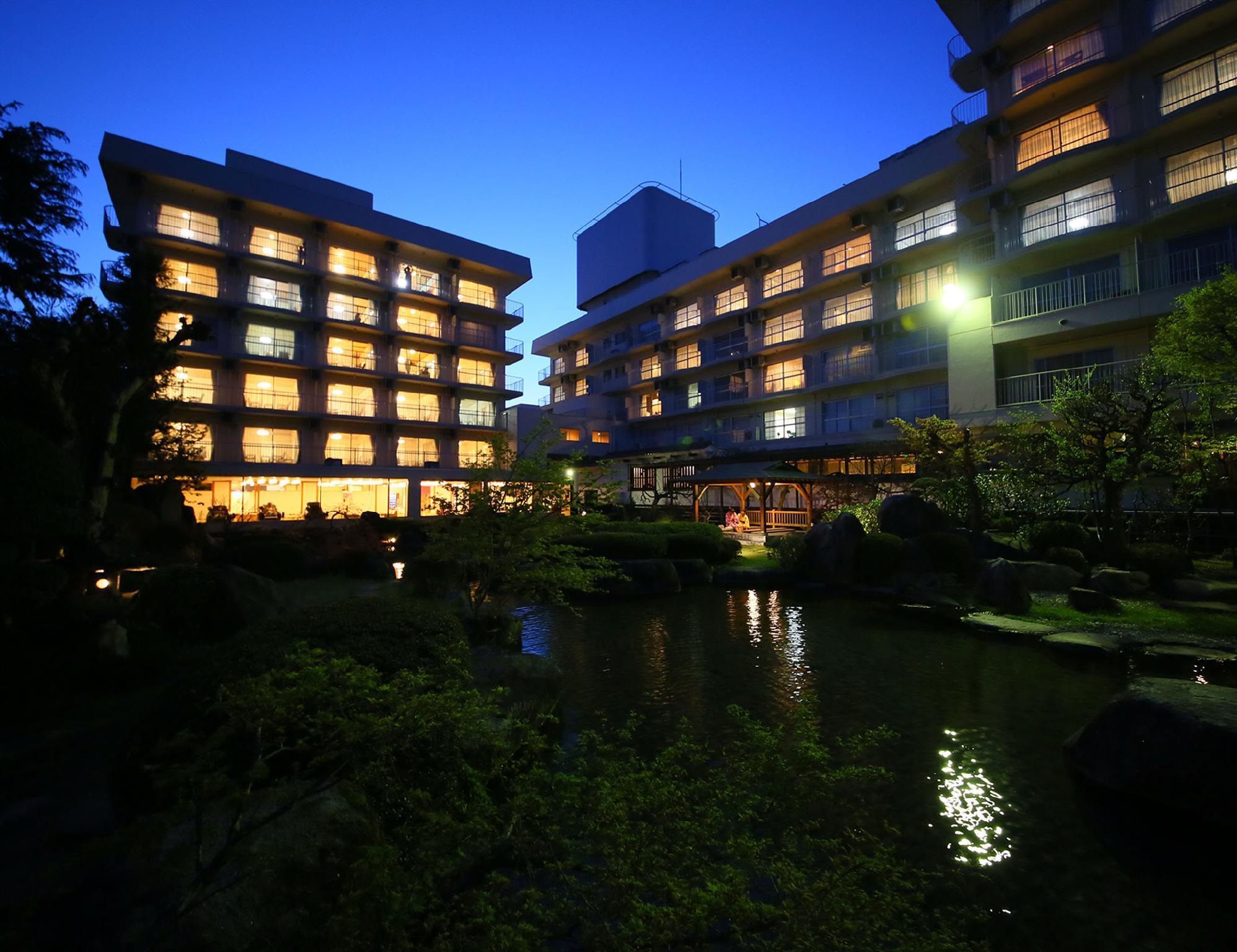 Ooedo Onsen Monogatari Hotel Shinko