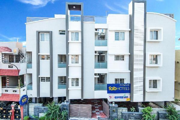 FabHotel Rithikha Inn Manapakkam Chennai