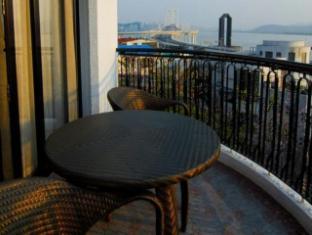 Pousada De Sao Tiago Hotel Makaó - Erkély/Terasz