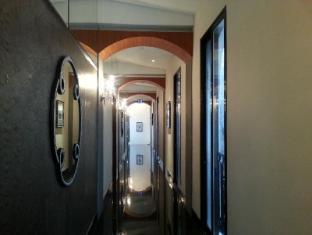 Pousada De Sao Tiago Hotel Makaó - A szálloda belülről