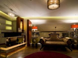 Pousada De Sao Tiago Hotel Makau - Resepsionis
