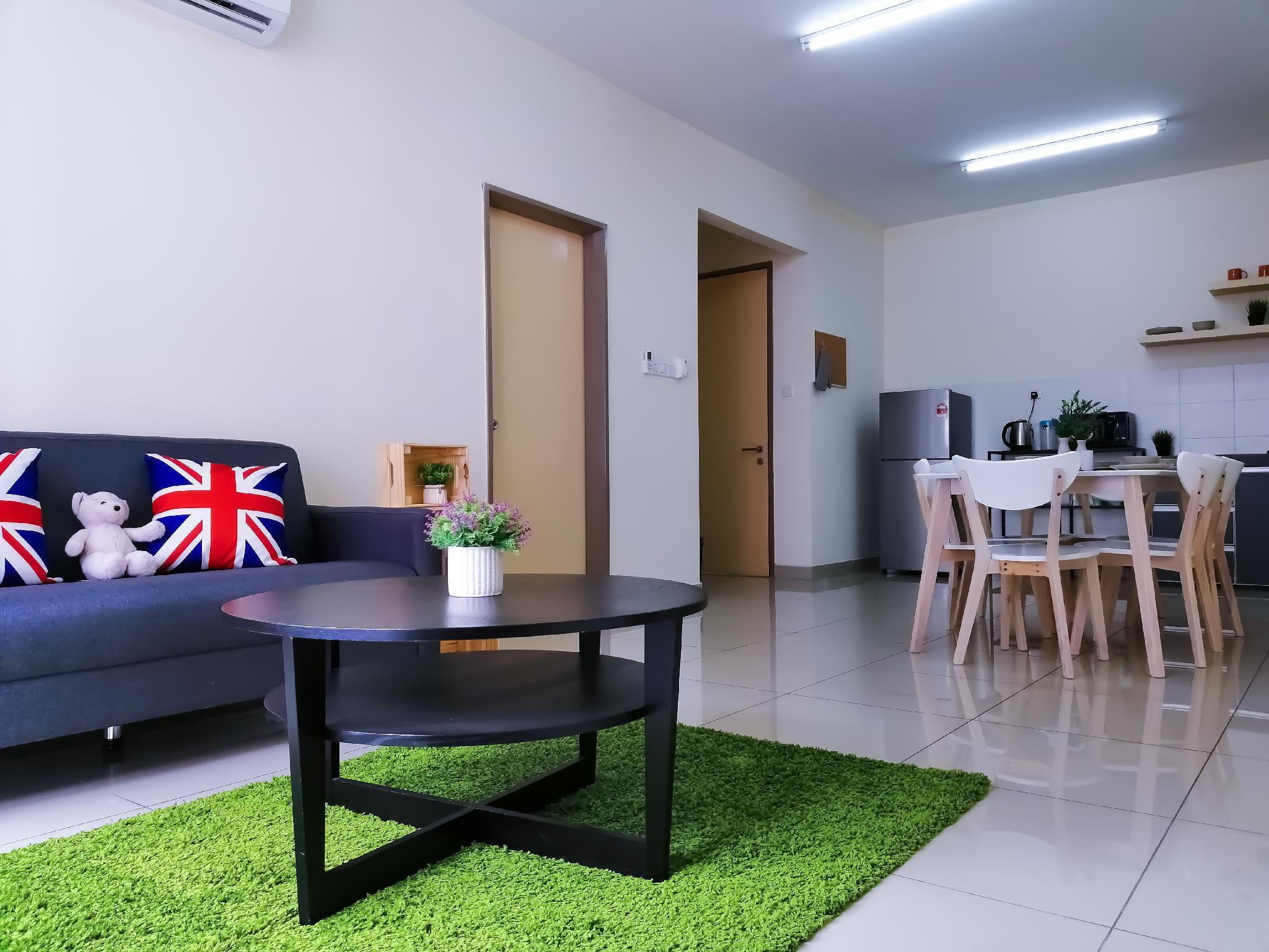 Homestay PV21 [Aloha Home] @ Setapak, KL
