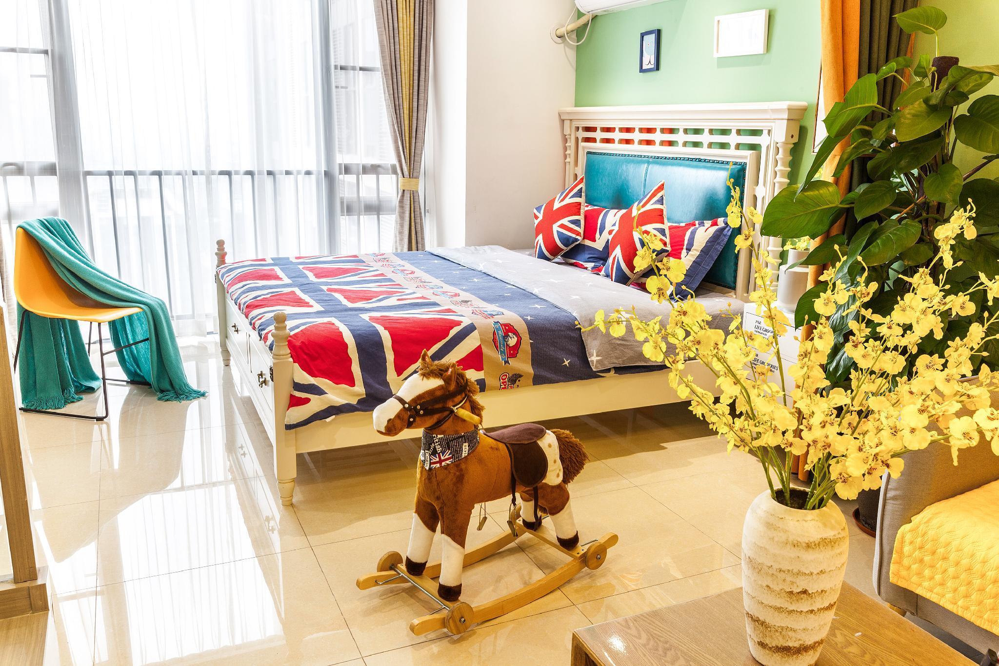 Guangzhou Changlong 3 Bedroom Apartment 1735