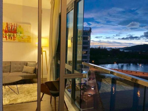 Luxury Seaview Suite Kota Kinabalu