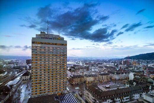 Swissotel Zurich Hotel
