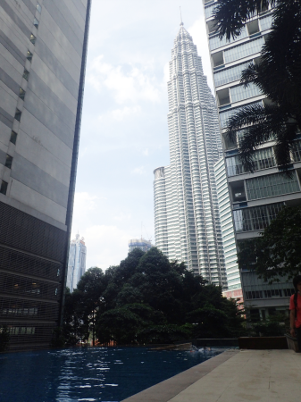 Unforgetable stay with KLCC view @ Marc Residence Kuala Lumpur
