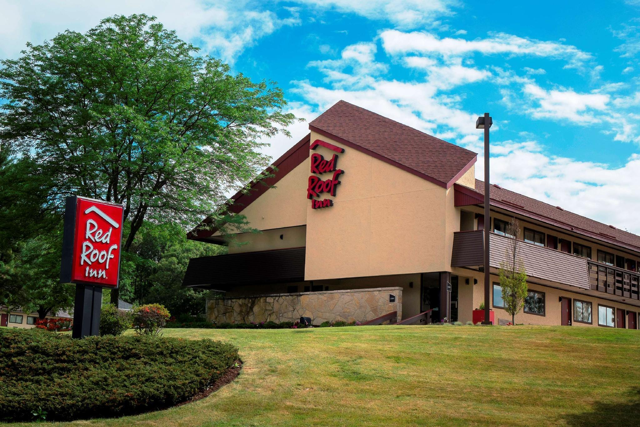 Red Roof Inn Boston   Southborough  Worcester