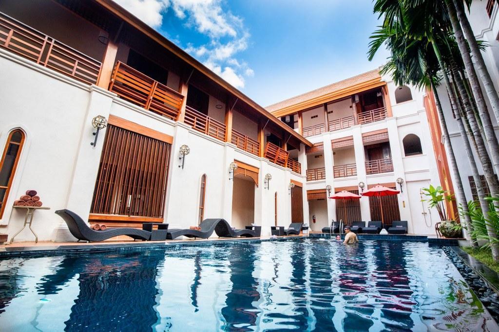 Phra Singh Village พระสิงห์วิลเลจ