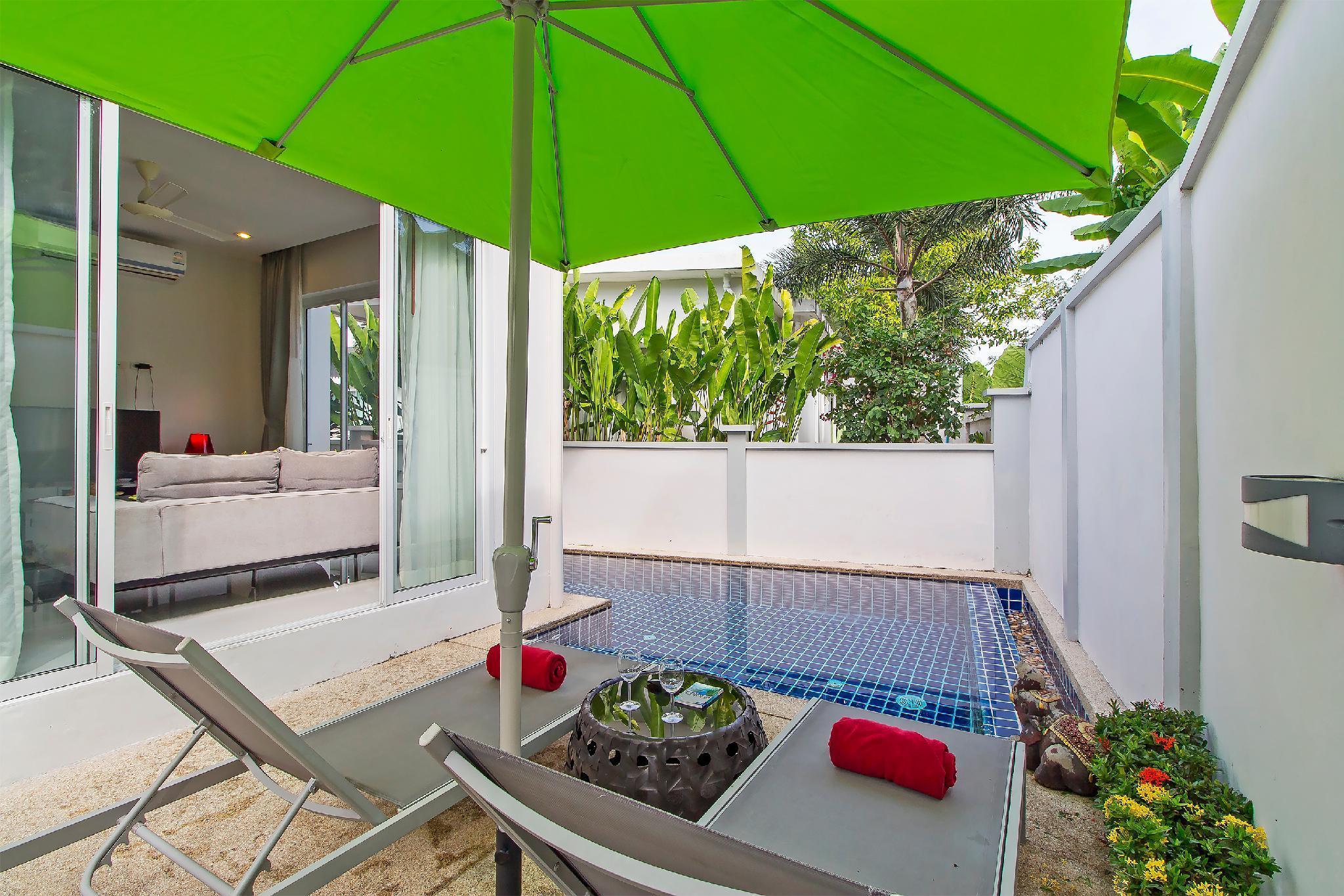 Villa Greens 6 - 2 Bedrooms & 3 Bathrooms - Rawai Villa Greens 6 - 2 Bedrooms & 3 Bathrooms - Rawai