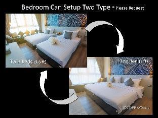 [チェンマイ空港]アパートメント(38m2)  1ベッドルーム/1バスルーム 1003@PrioCondo (Near Airport - CNX)