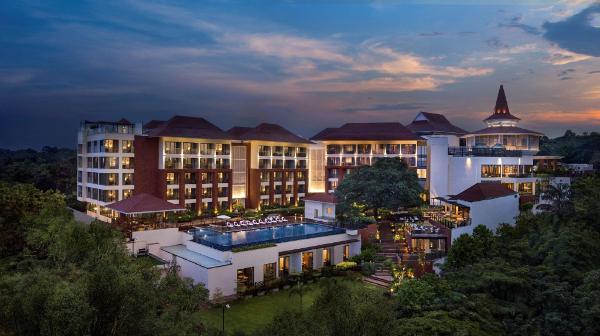 DoubleTree by Hilton Goa Panaji Goa