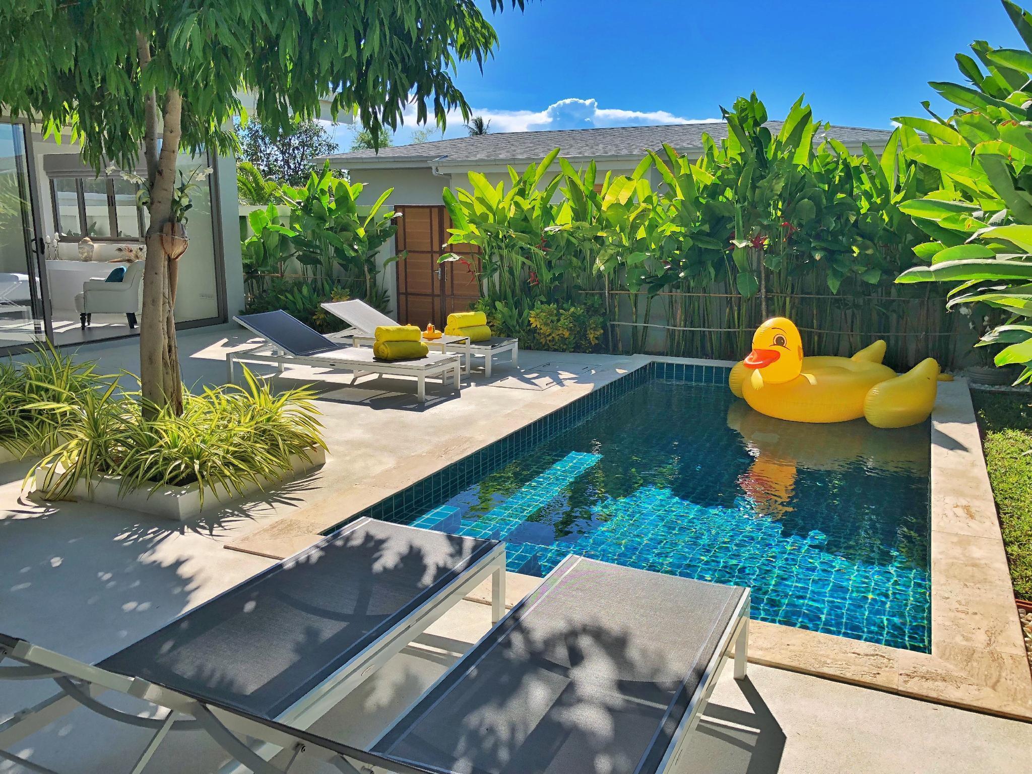 Villa White Orchid - A Private Oasis in Koh Samui Villa White Orchid - A Private Oasis in Koh Samui