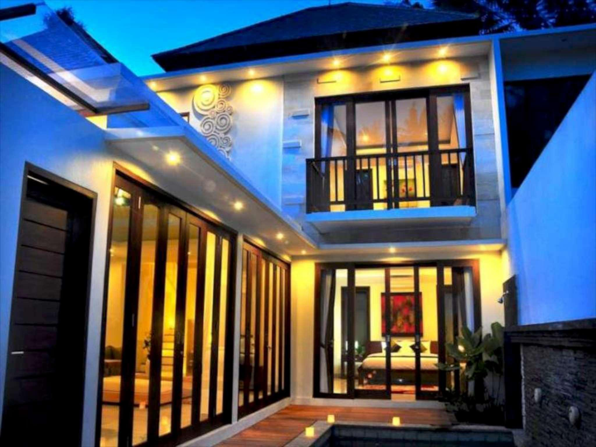 2BDR Modern Villa With Private Pool In Ubud