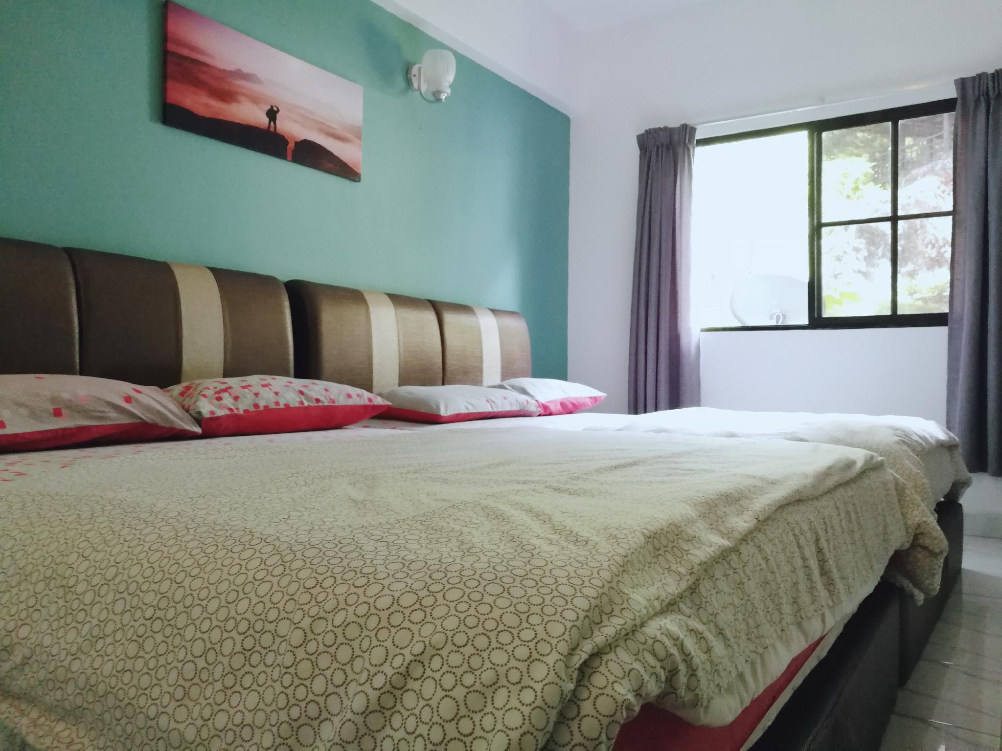 Mrs. Wong @ Ramin  2   Two Bedroom