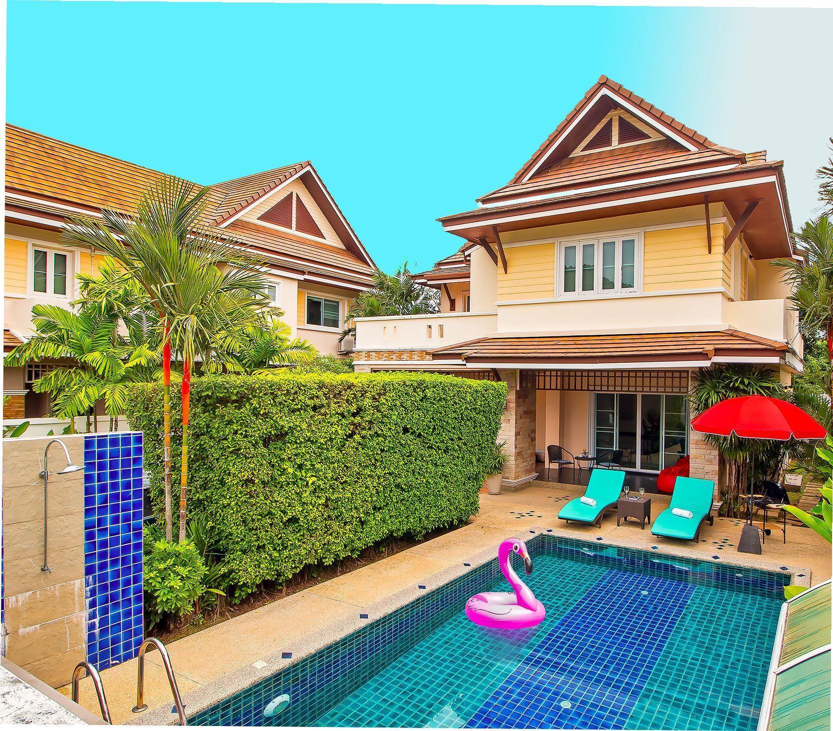 Nai harn Phuket Orchard Villa Nai harn Phuket Orchard Villa
