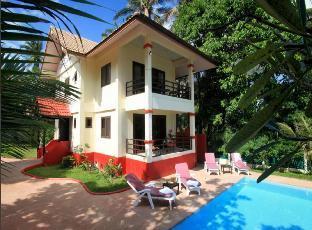 [ウォックトゥム]ヴィラ(300m2)| 3ベッドルーム/4バスルーム 3 Bedroom Sea Front Island View Villa - Ko Phangan