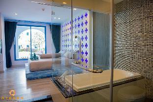 [ホアヒン ビーチフロント]アパートメント(100m2)| 2ベッドルーム/2バスルーム THE CREST SANTORA HUAHIN BY ATEERA (Luxury Class)M