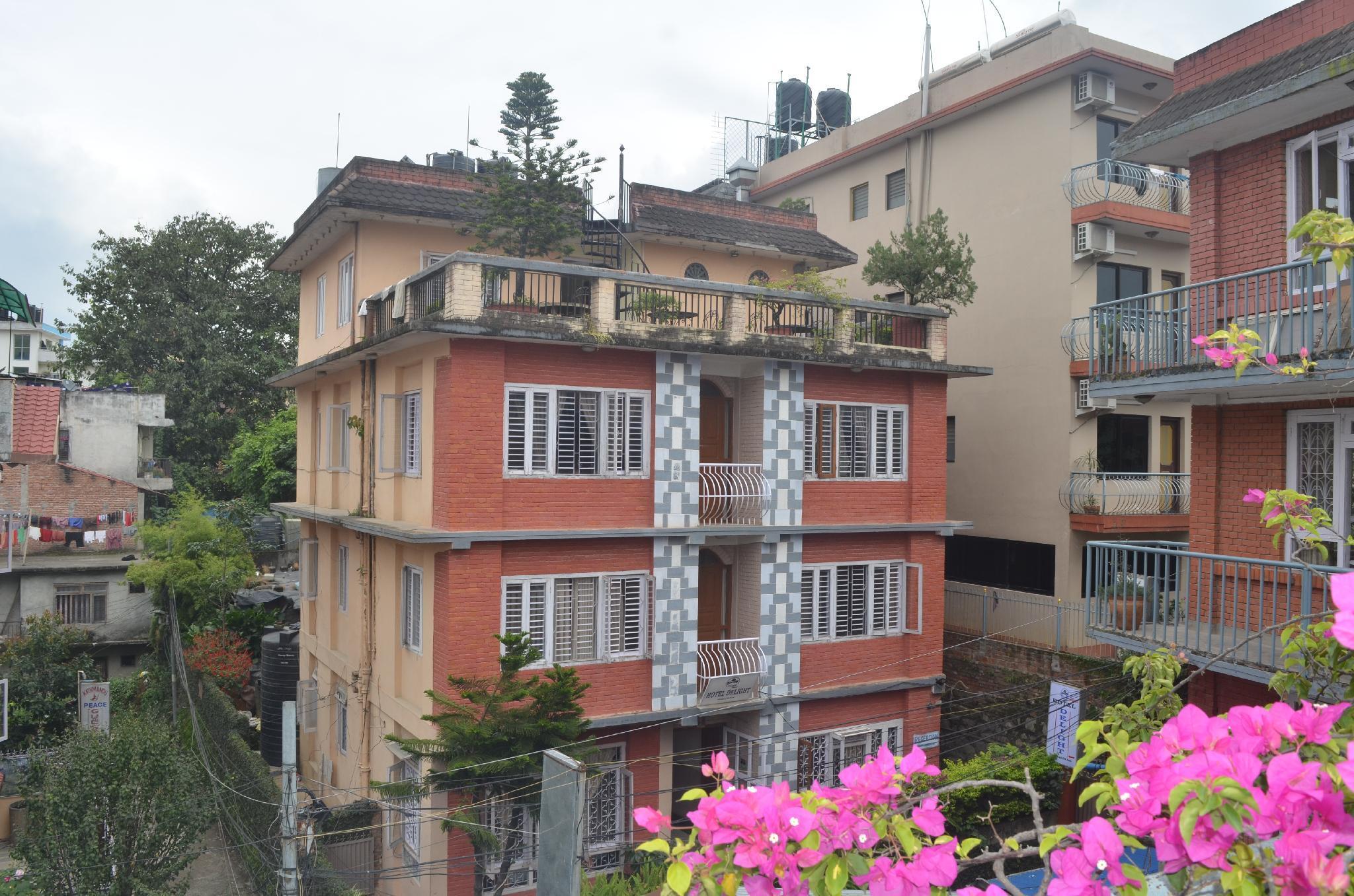 Delight Hotel   Thamel