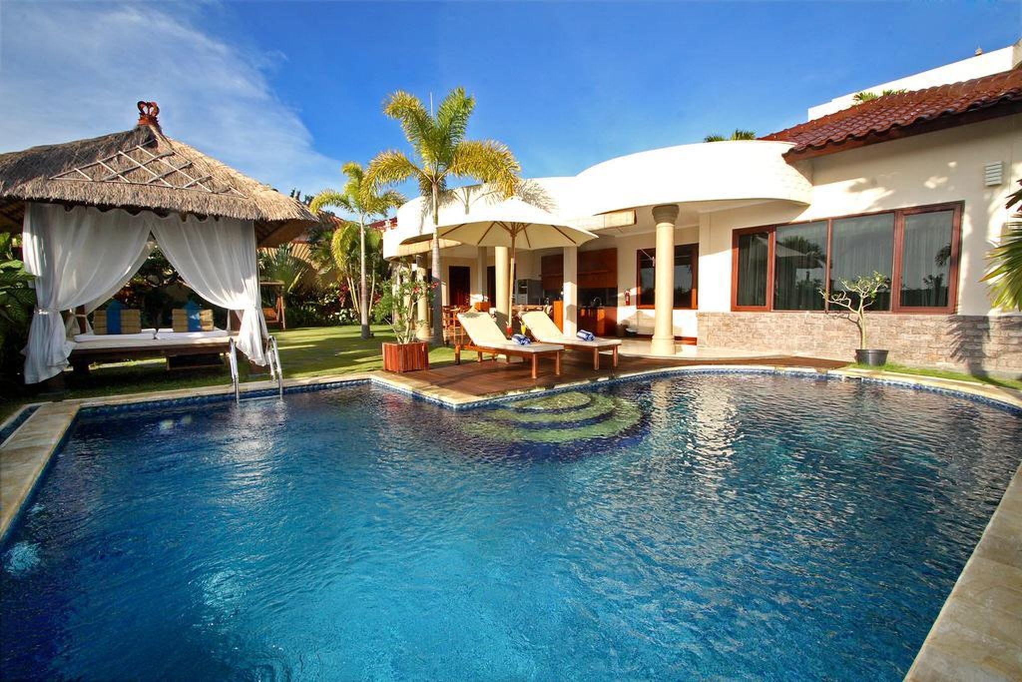 2 BDR Luxury Villas At Jimbaran