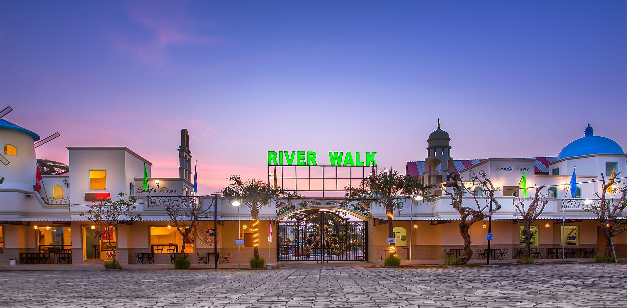River Walk Boja  BSB City  Urban Camp
