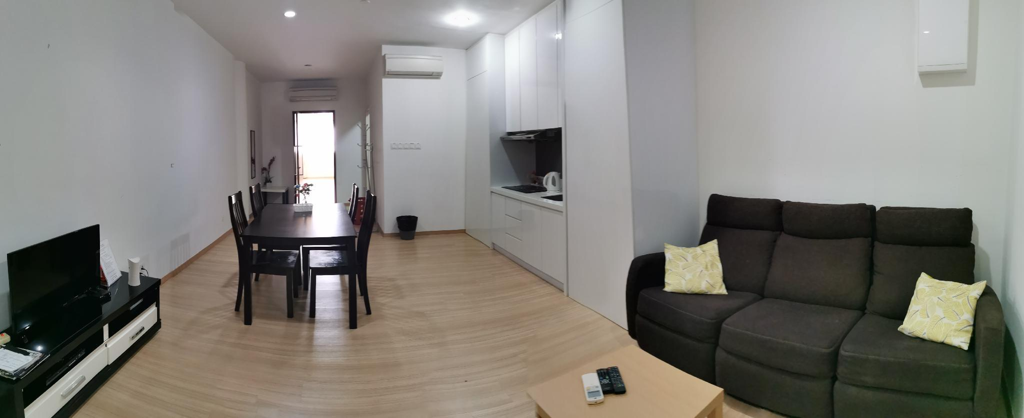118@Island Plaza Seaview Family Suite by Joal