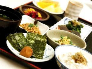 Hotel JAL City Yotsuya Tokyo Tokyo - Japanese Breakfast