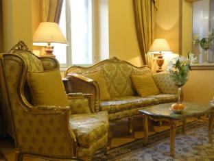 Raffaello Hotel Prague - Lounge Area