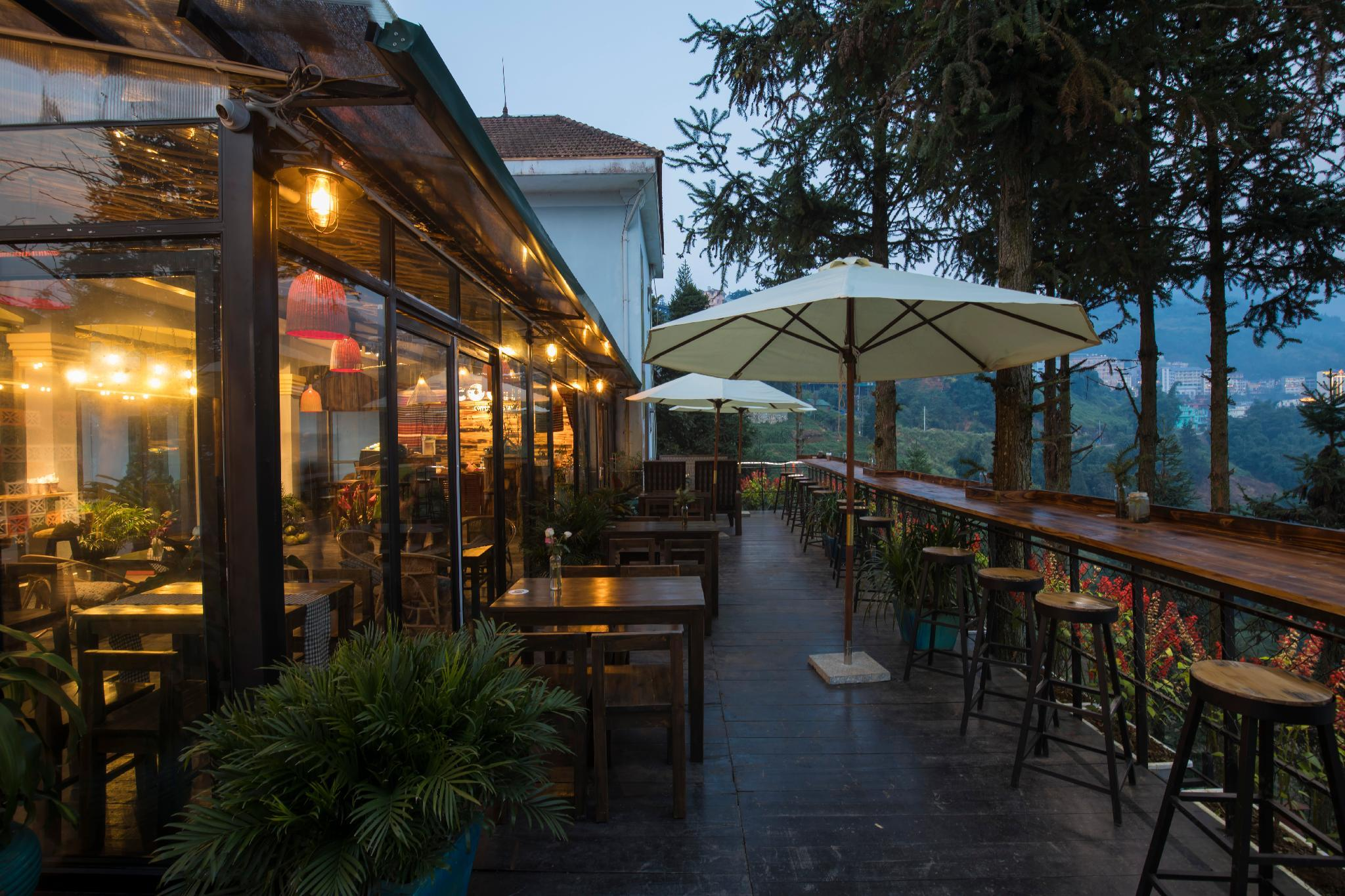 The Coong Homestay And Cafe Sapa