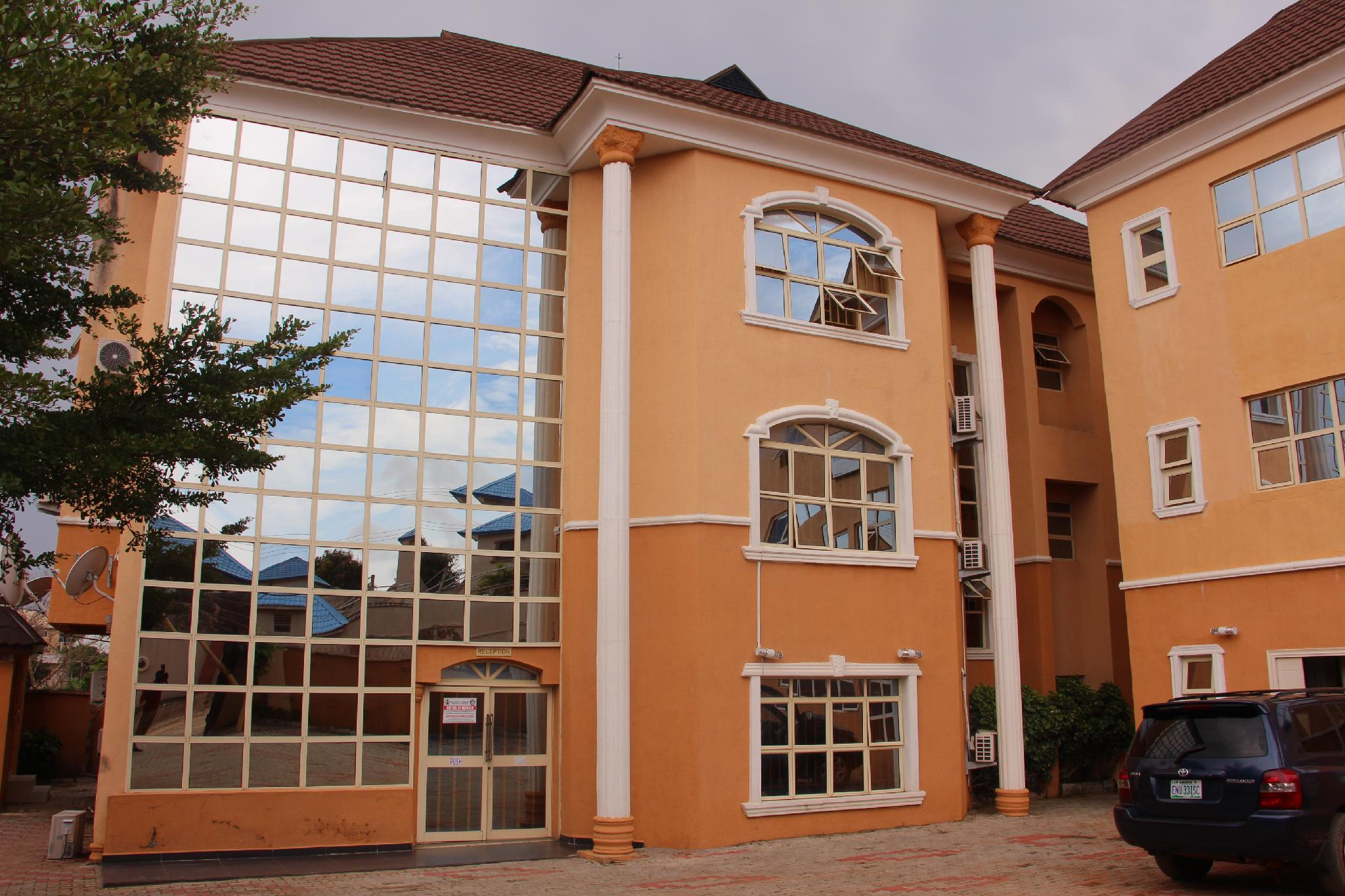 House Of His Glory Suites