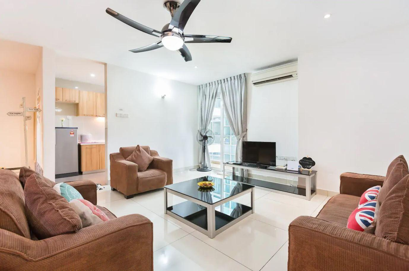 Sunset View Family Suite Up To 8 Pax