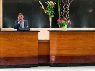 Novotel Cairo Airport Hotel Kairo - Recepcija