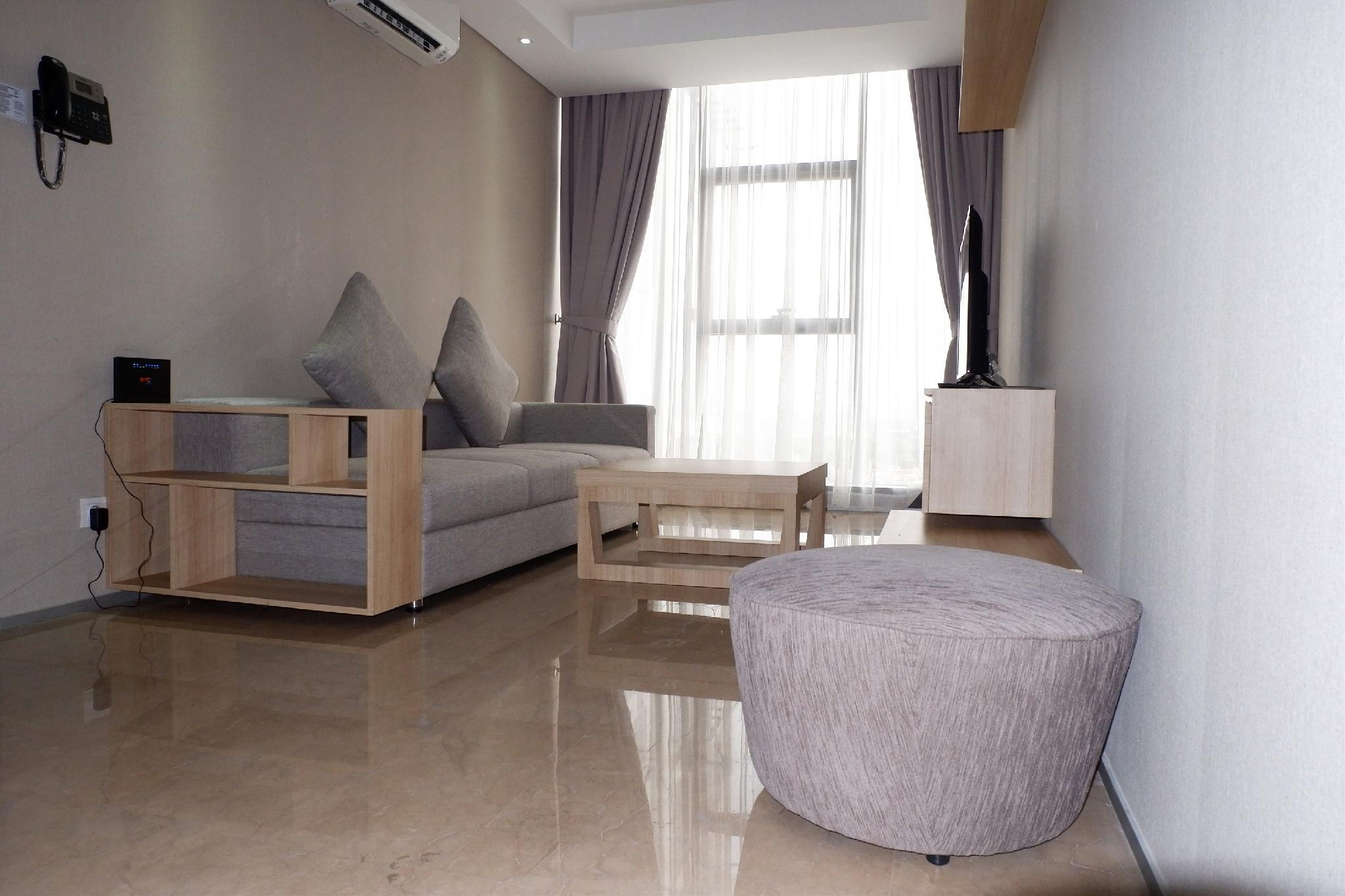 Affordable Suite 2BR L'Avenue Apt By Travelio