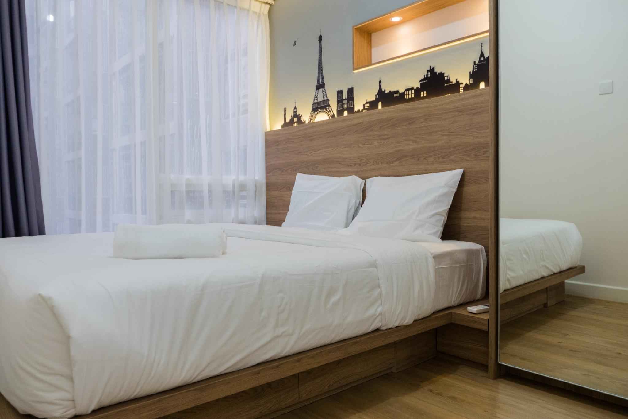 Elegant 1BR At Landmark Residence By Travelio