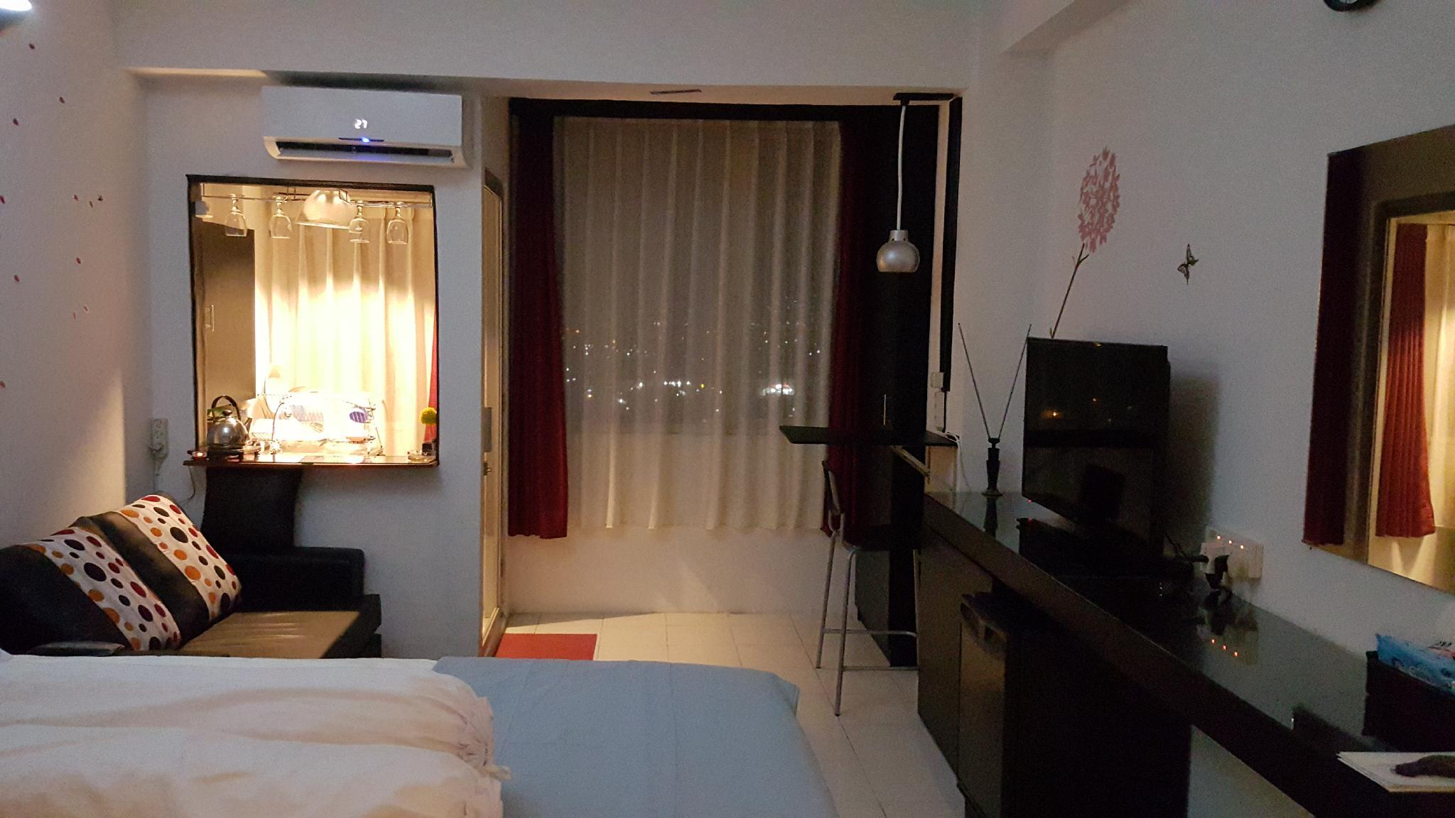 Emerald Romantic Exclusive Mountain View Room Apt