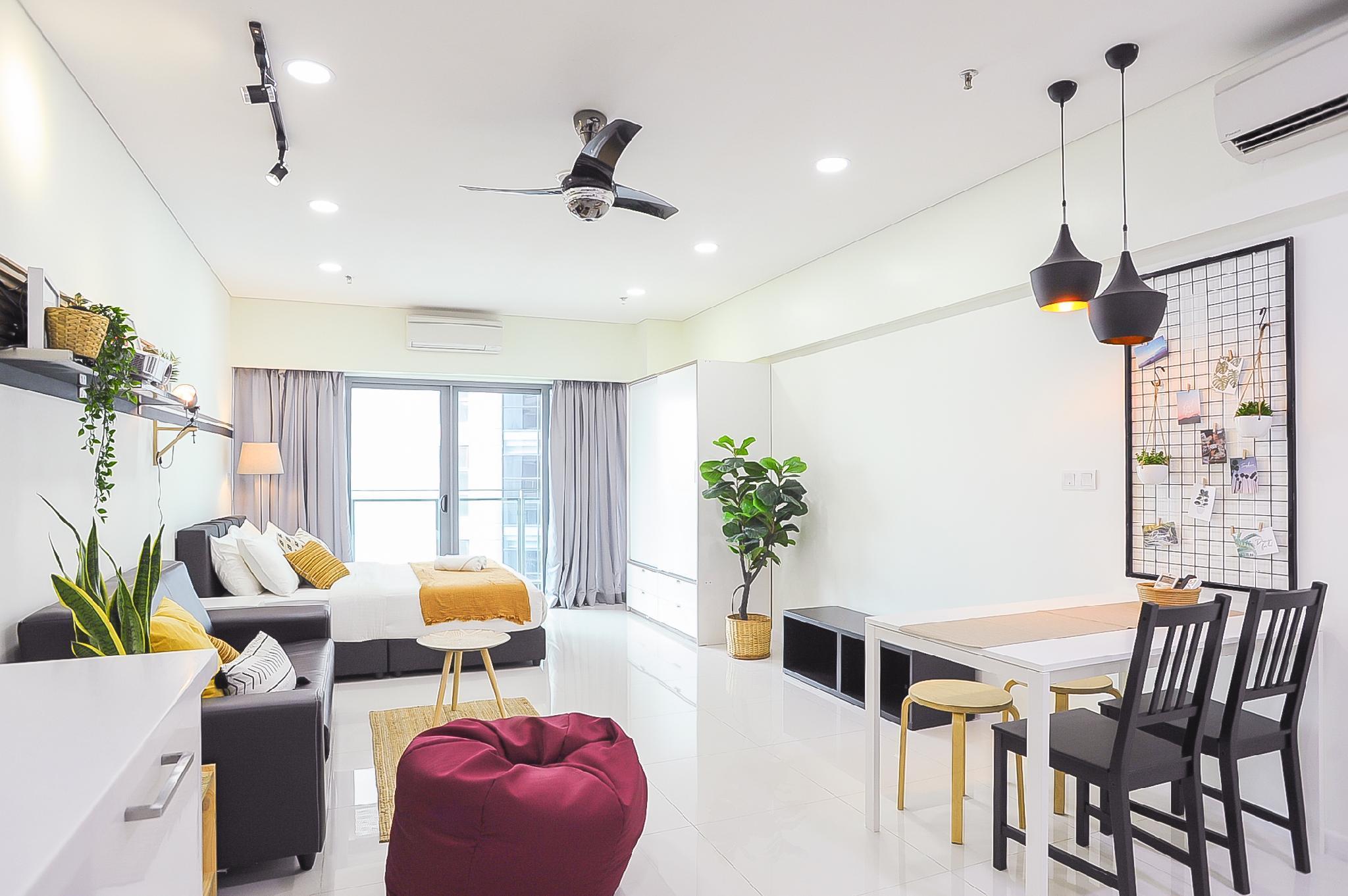 Summer Suites Home Cinema Netflix KLCC  S10