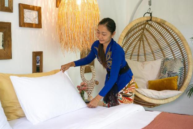 Romantic 1BR Villa in Central Ubud - Villa Lora
