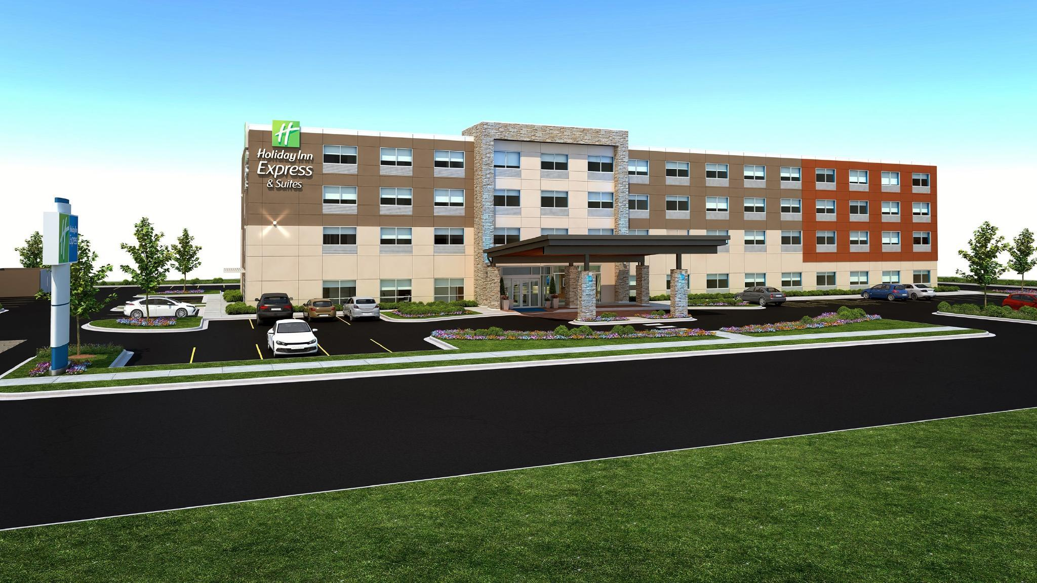 Holiday Inn Express And Suites Dalhart
