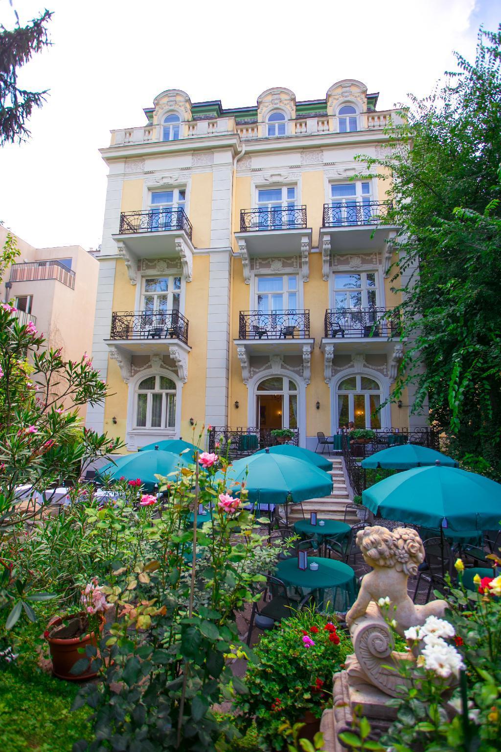 Hotel Park-Villa