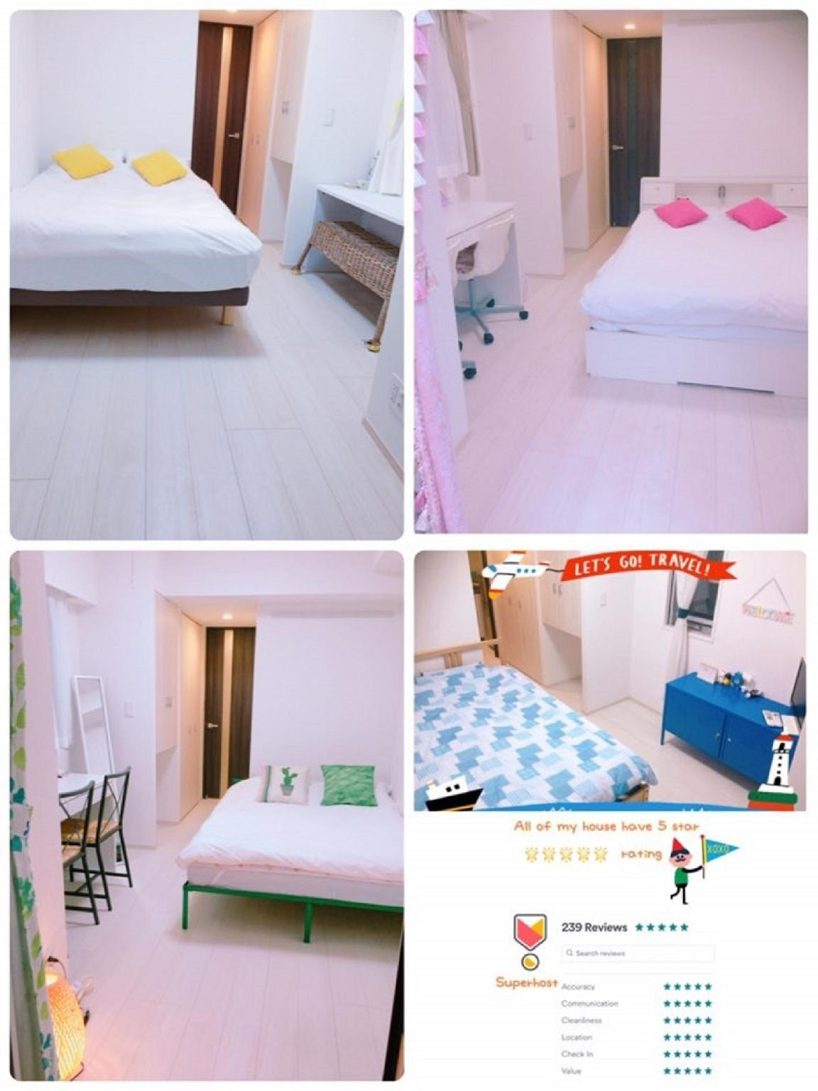 4. Lovely Stay Yuni + Free 2wifi  House And Pocket