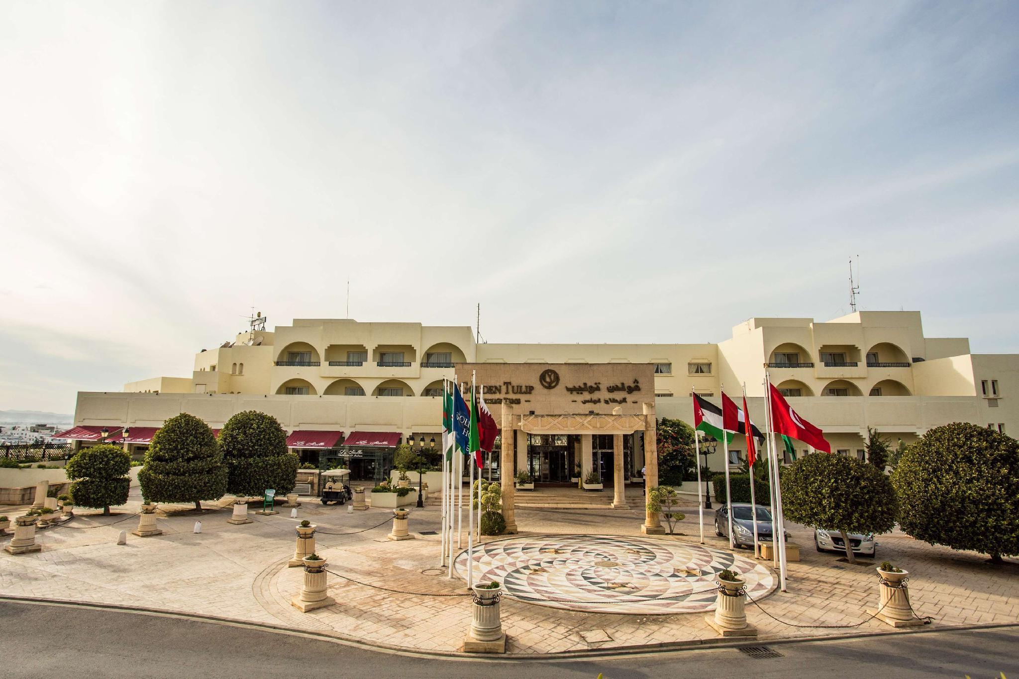 Golden Tulip Carthage Tunis Hotel