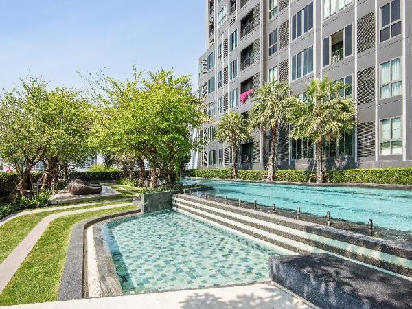 Sukhumvit New Room BTS Bangna Sky View Bangkok