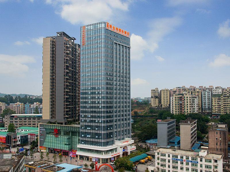 Vienna Hotel Shenzhen Longgang Xiashuijing Subway Station Branch