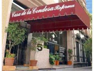 Condesa Reforma Hotel Mexico City - Exterior