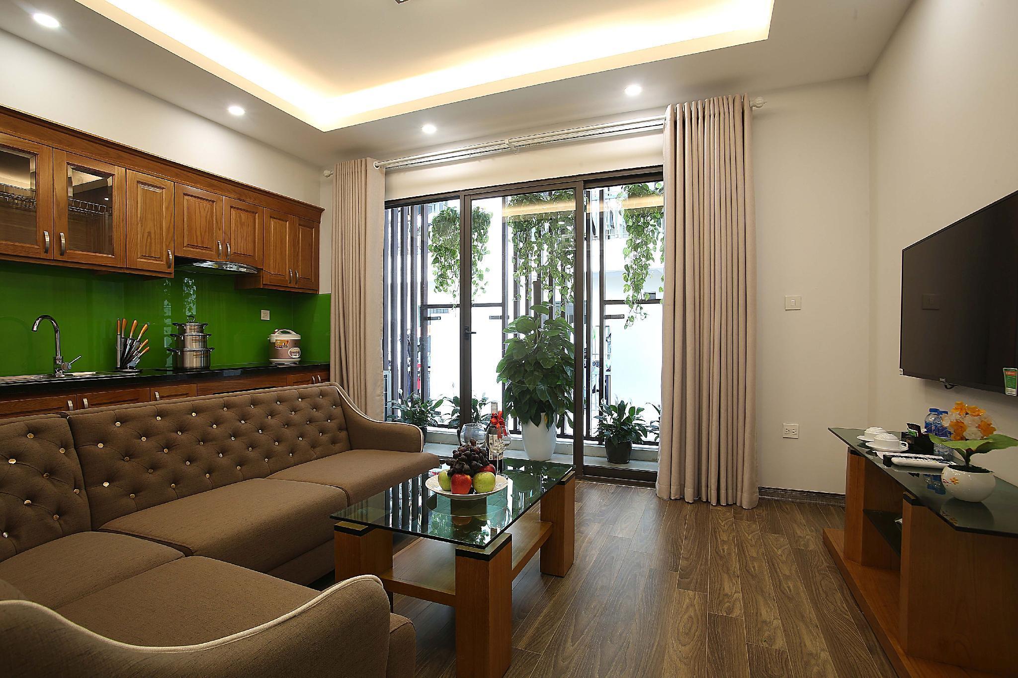 London Hanoi And Apartment