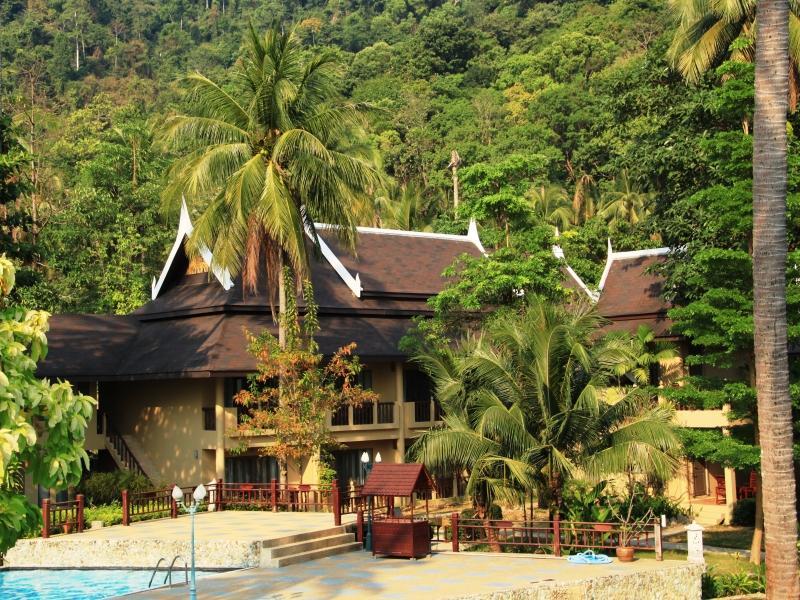 ブミヤマ ビーチ リゾート8