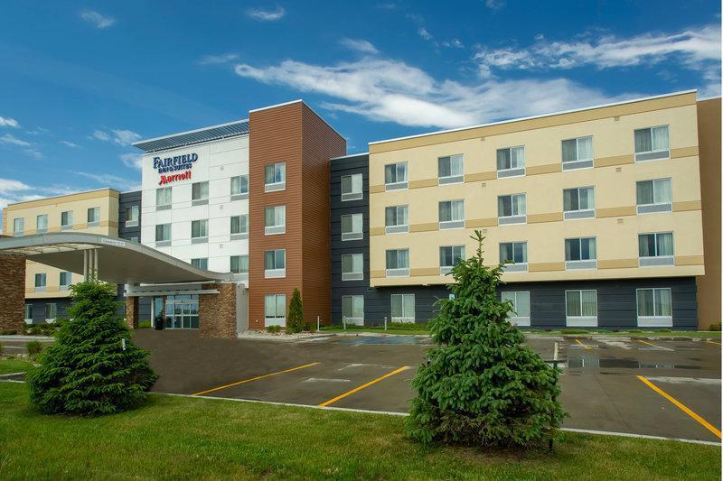 Fairfield Inn And Suites Jamestown
