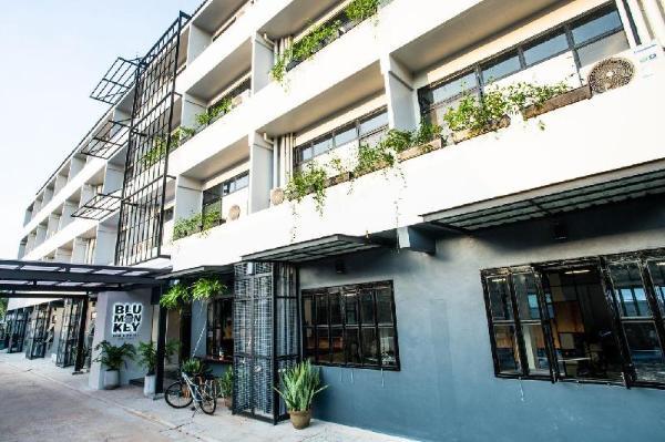 Blu Monkey Hub and Hotel Suratthani Surat Thani